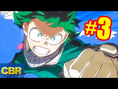 My Hero Academia: Ranking Class 1-A's Hero Costumes
