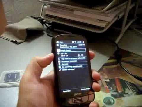 Acer m900 teil3