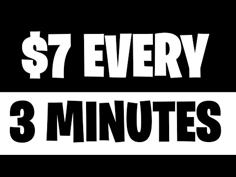 EARN $7 EVERY 3 MINUTES FOR TYPING (Make Money Online Fast)