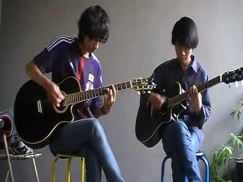 JKT48 - Heavy Rotation  (instrumental cover) - YouTube.FLV