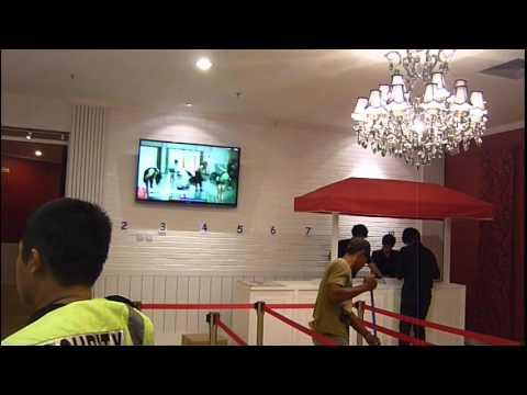 keadaan opening Theater JKT48 @ FX,senayan,Jakarta 08-09-2012 part