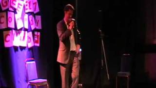 Rufus | Ellie Mason@1st GLEE17 comedy club 25/11/09