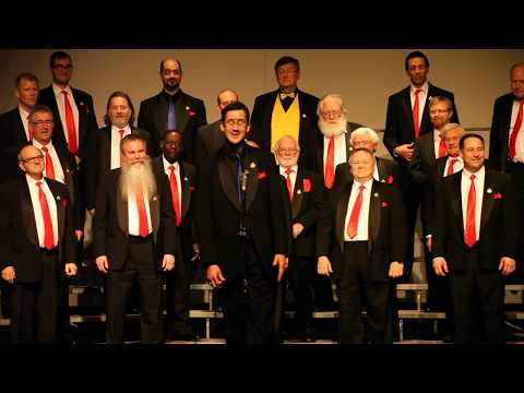 Capital City Chorus - Consider Yourself and Bridge Over Troubled Water