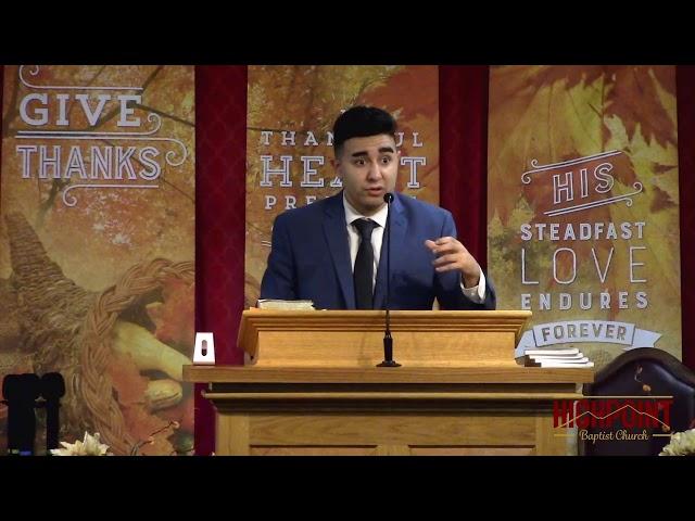 Spiritual Gifts- Sunday School- 10/17/21
