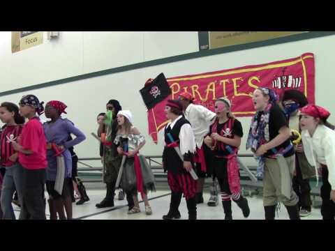 Pirates! The Musical Endeavor Charter Academy 6/6/17