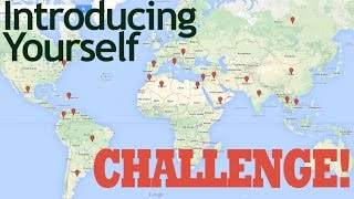 Introducing Yourself Challenge Results!