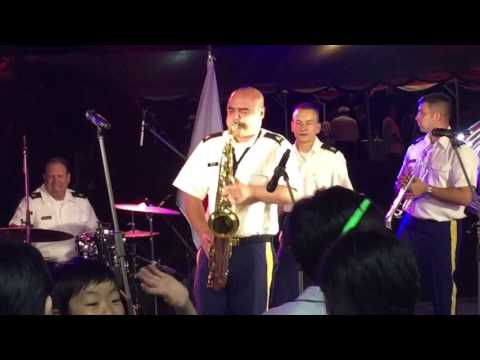 Uncle Sam's All American Brass Band