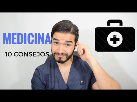 10 CONSEJOS PARA SER EL MEJOR ESTUDIANTE DE MEDICINA  Doctor Vic