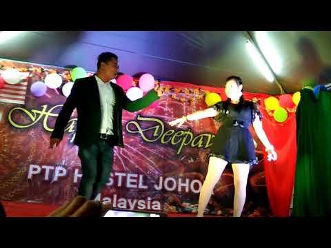 ptp hostel dance group nepali  celebrate festival depawai malaysia bhojpuri song nepali & indonesia