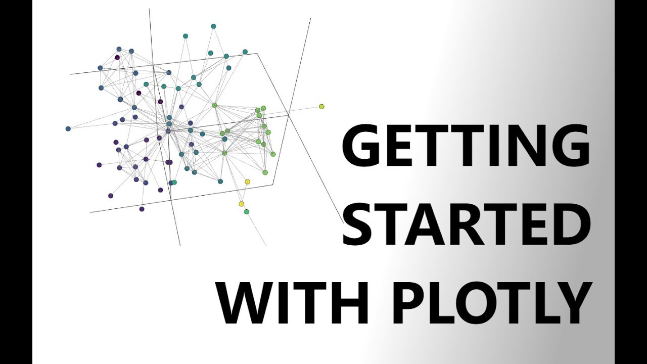 Getting Started with Plotly and Jupyter!