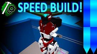 Roblox BYM: Guardian Bravo Teil -3 | Speed Build