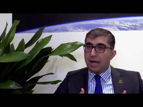 Mahdi Mehrabi - WTA Executive Dialogue -  IBC 2017