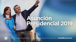Alberto Fernández le tomó  juramento a los ministros y secretarios en el Museo del Bicentenario
