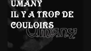 IL Y A TROP DE COULOIR-UMANY
