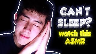 ASMR for People Who Can't Fall Asleep