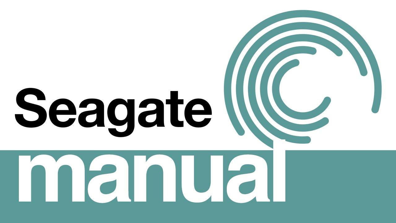 seagate backup plus slim 2tb manual