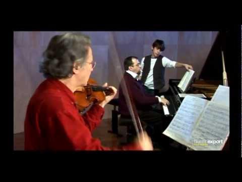 5 minutes with... JJ Kantorow & PA Volondat, F Vaysse-Knitter & P Lenert