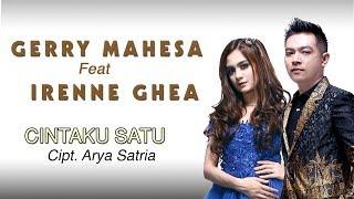 Gambar cover Cintaku Satu - Gerry Mahesa Feat Irenne Ghea - Aurora [Official]