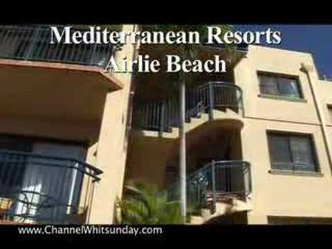 Airlie Beach Accommodation. Mediterranean Resorts