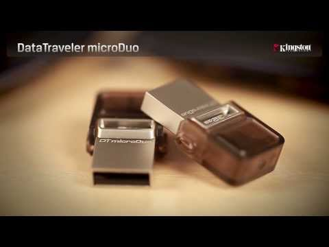 Kingston DataTraveler microDuo
