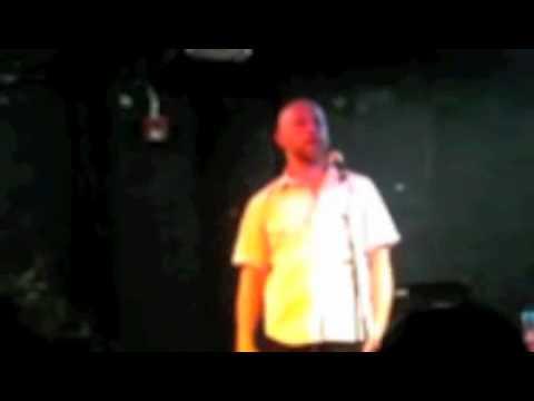 Buddy Wakefield -- Hurling Crowbirds at Mockingbars
