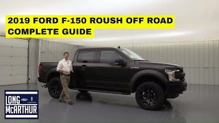 2019 FORD F-150 ROUSH OFF ROAD PACKAGE COMPLETE GUIDE - CORE AND OPTIONAL UPGRADES