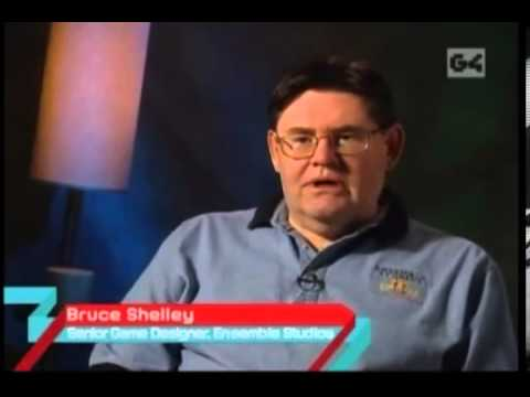 G4's Icons   Bruce Shelley