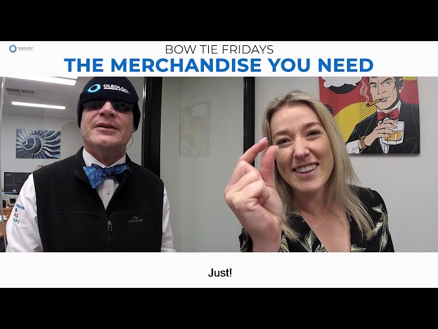 BOW TIE FRIDAY S4 E14 - The Merchandise You Need