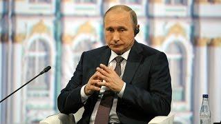 Charlie Rose's Vladimir Putin Interview Takeaway