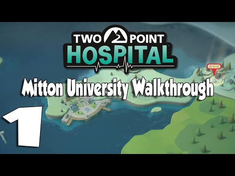 Two Point Hospital: