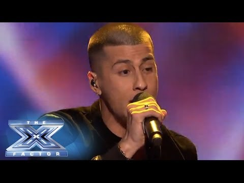 "Carlito Olivero is ""Suavemente"" - THE X FACTOR USA 2013"