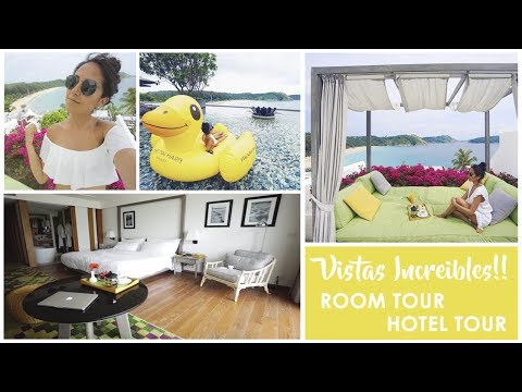 Luxury NAI HARN Hotel Phuket /// Room Tour ♥  // Sofia 360
