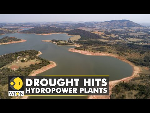 Brazil drought sparks power outages   Latest World English News   WION News   WION