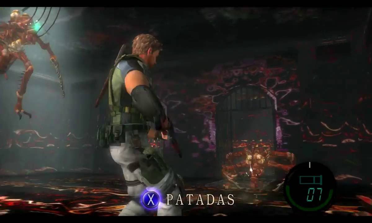 Resident Evil 4 Mod - Reapers RE5 - YouTube