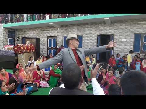 Pahadi Gidda ||  Dagyana {Dhami} || Naresh Ji
