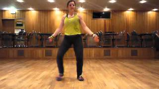 Bora bora Bollywood Zumba with Linda Björk