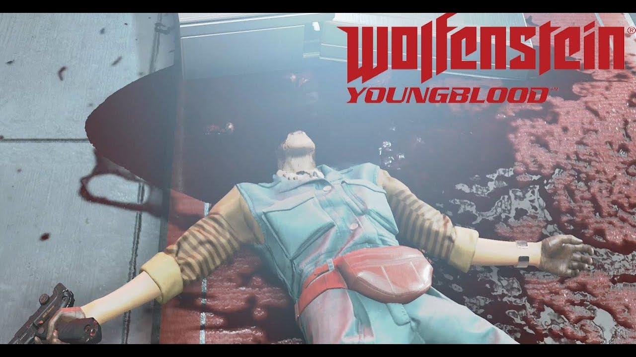 Wolfenstein YoungBlood All Deaths & Gore Scenes (#Wolfenstein YoungBlood) thumbnail