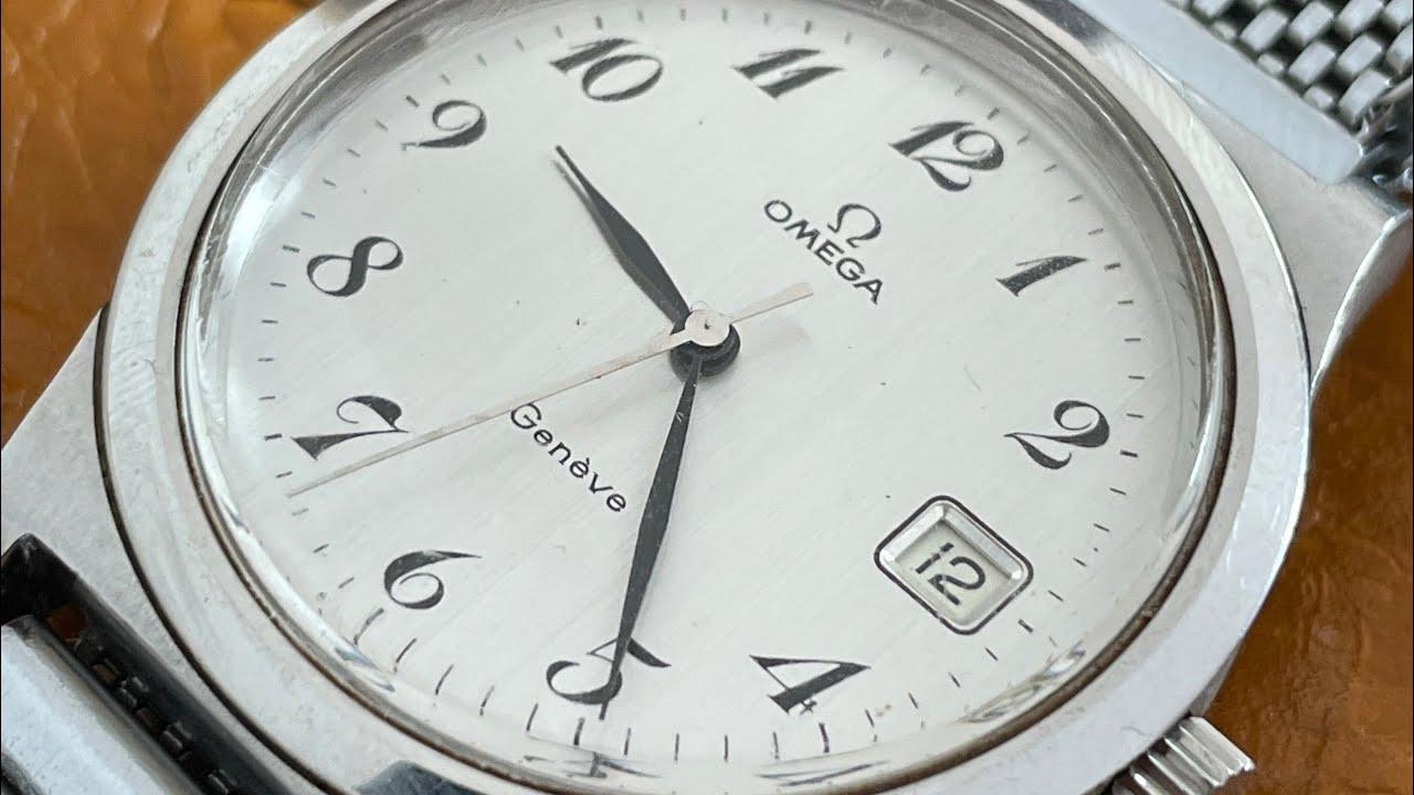 Vintage Omega Geneve is Still a Horological Bargain