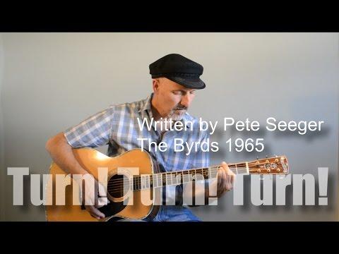 Turn! Turn! Turn! - Guitar Lesson