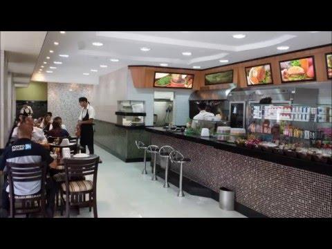 Reforma de lanchonete restaurante caf esta o itaim for Modelos de restaurantes