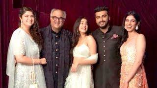 Boney Kapoor: Arjun, Janhvi, Anshula, Khushi Are My Blood And Had To Come Together