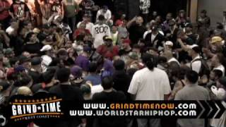Grind Time Presents: Fredo vs Decay