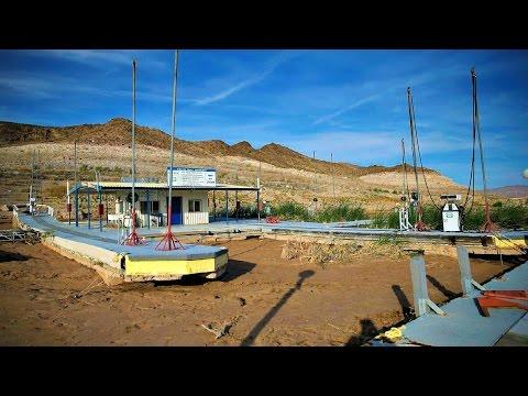 Abandoned Las Vegas Marina