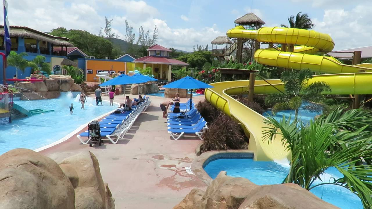 Jewel Runaway Bay Beach Golf Resort Waterpark View Montego Jamaica