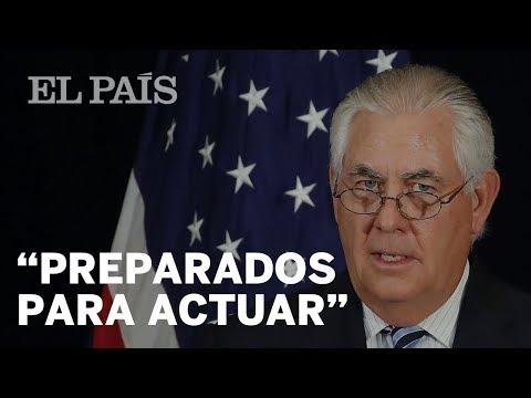 "Atentado Barcelona; Tillerson: ""Estamos preparados para ayudar"" | España"