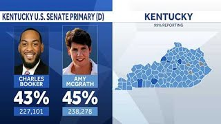 Amy McGrath wins Kentucky Senate primary | THE DAILY NEWS