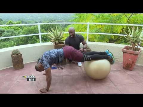 Fitness: Full Body Circuit Training Session #2