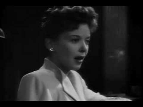 Ida Lupino @ The man I love 1947