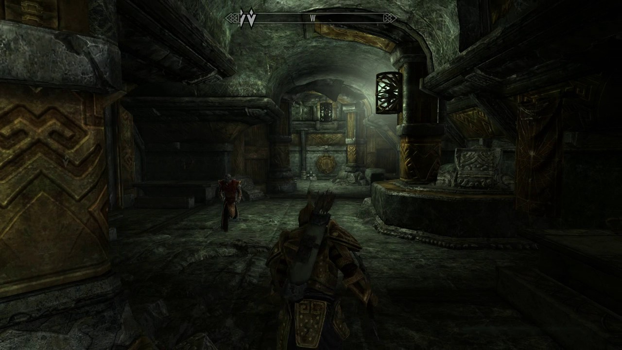 Skyrim Special Edition Part 20: Restore Steam supply to Dwemer Reading Room