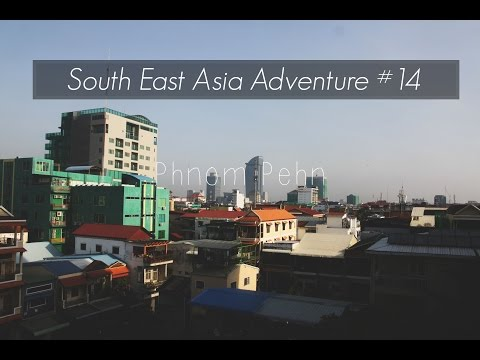 Phnom Pehn: Spider Village, Khmer Rouge Memorial, and Vintage Shopping | SE Asia Adventure #14